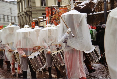 Alti Garde - Fasnacht 2006