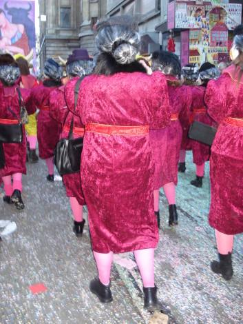 Alti Garde - Fasnacht 2012