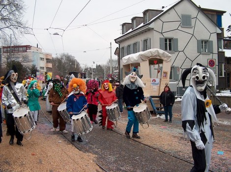Strizzi - Allschwiler Fasnacht 2010