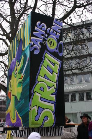 Strizzi - Fasnacht 2006